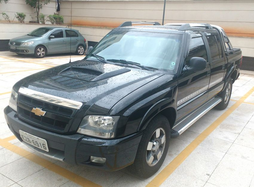 Chevrolet S10 Executive 4x2 2.4 (Flex) (Cab Dupla) - Foto #5