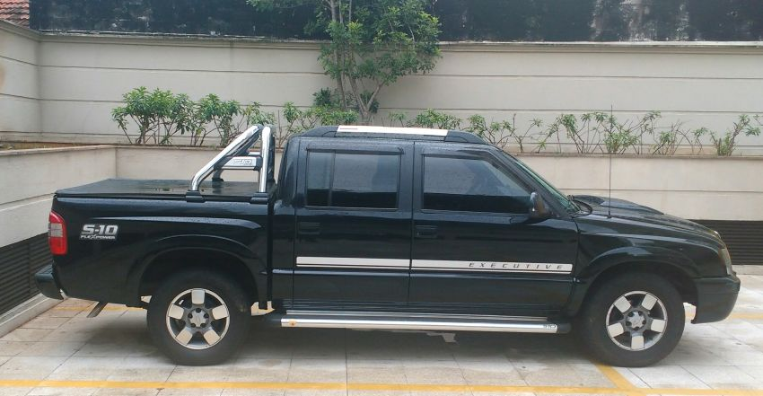 Chevrolet S10 Executive 4x2 2.4 (Flex) (Cab Dupla) - Foto #8