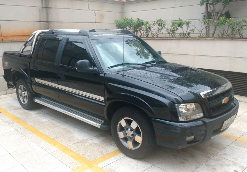 Chevrolet S10 Executive 4x2 2.4 (Flex) (Cab Dupla) - Foto #9