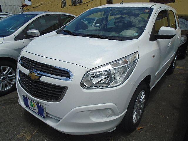Chevrolet Spin LT 5S 1.8 (Flex) - Foto #3