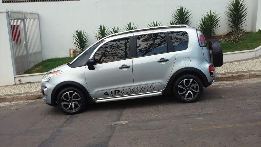 Citroën Aircross GLX Atacama 1.6 16V BVA (Flex) (Aut) - Foto #4