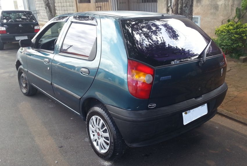 Fiat Palio EX 1.0 MPi - Foto #9