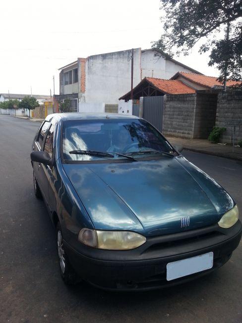 Fiat Palio EX 1.0 MPi - Foto #10