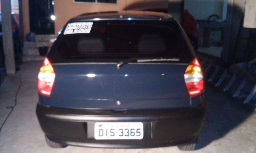 Fiat Palio EX 1.0 8V Fire - Foto #5