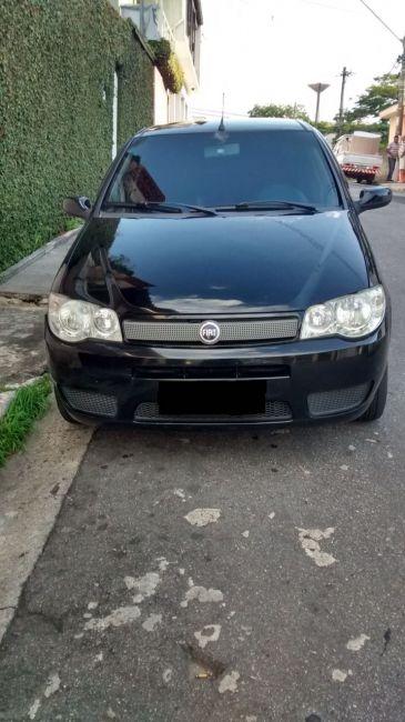 Fiat Palio ELX 1.3 8V (Flex) (versão III) - Foto #1