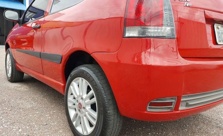 Fiat Palio Fire Economy 1.0 8V (Flex) 2p - Foto #10