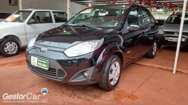 Ford Fiesta Sedan Class 1.6 (Flex) - Foto #2