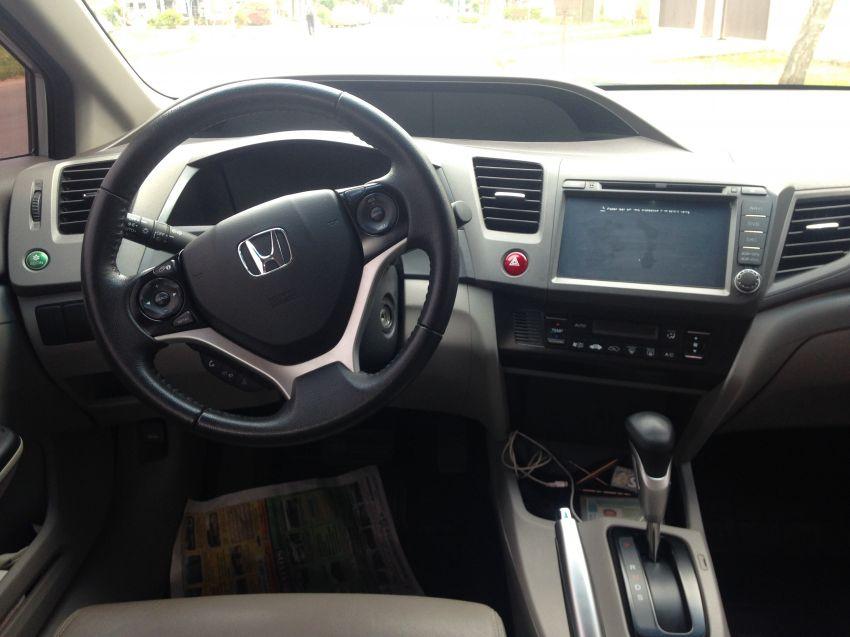 Honda Civic 2.0 i-VTEC LXR (Aut) (Flex) - Foto #2
