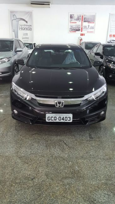 Honda Civic 1.5 Touring Turbo CVT - Foto #2