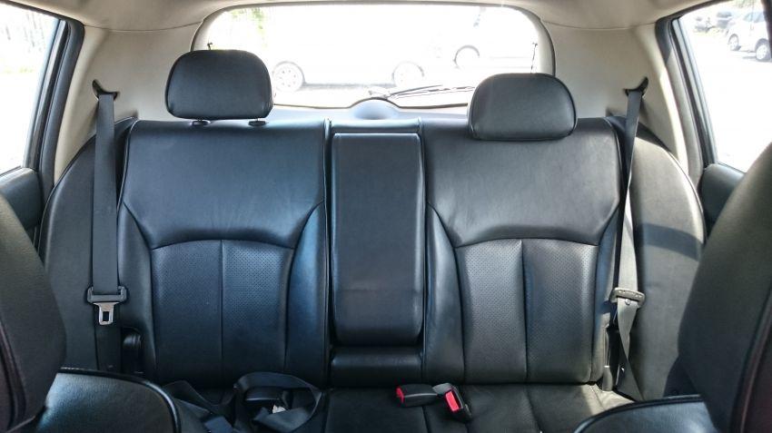 Nissan Tiida SL 1.8 (flex) - Foto #8