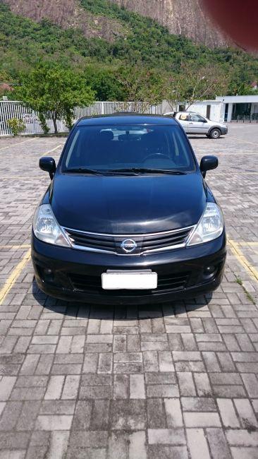 Nissan Tiida SL 1.8 (flex) - Foto #1
