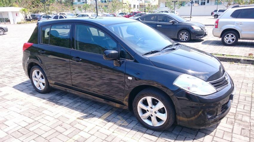 Nissan Tiida SL 1.8 (flex) - Foto #10
