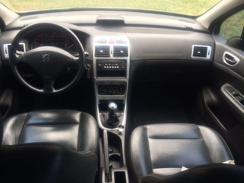 Peugeot 307 Hatch. Passion 1.6 16V - Foto #4