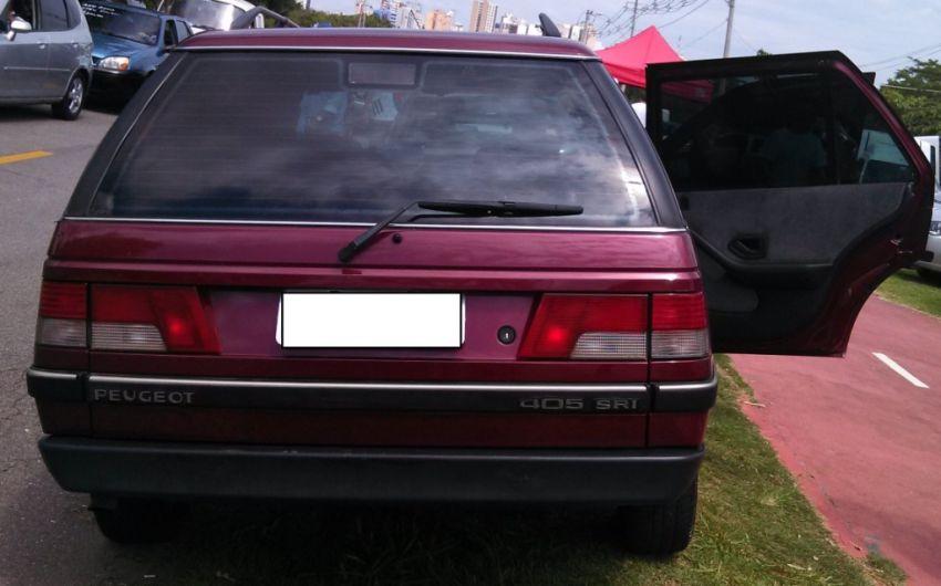 Peugeot 405 Break SRI 2.0 - Foto #3
