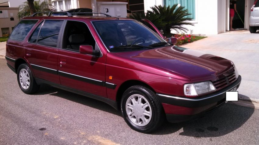 Peugeot 405 Break SRI 2.0 - Foto #9