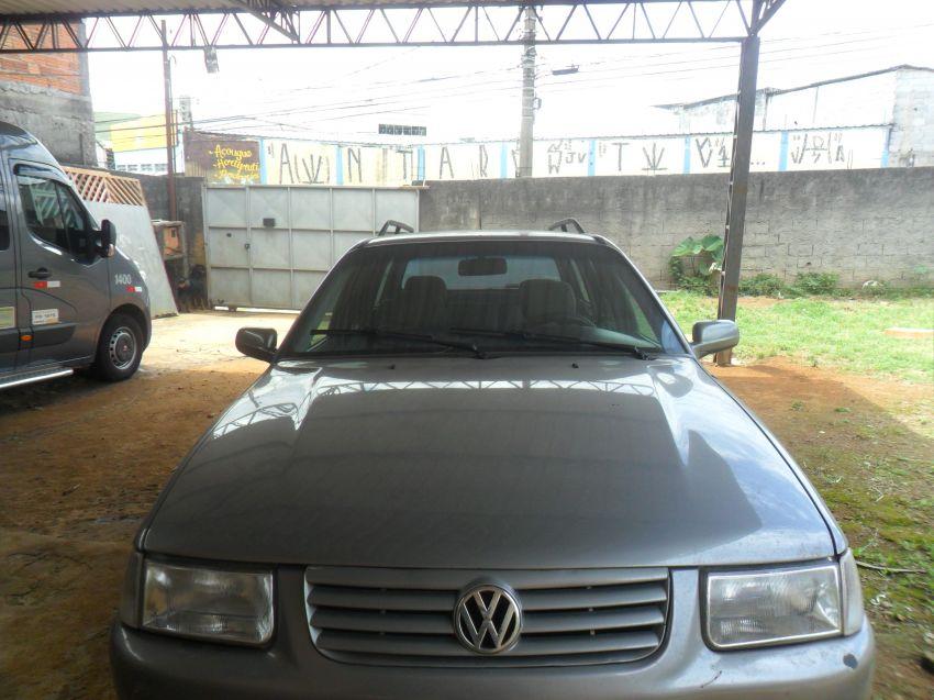 Volkswagen Santana Quantum 1.8 MI (Álcool) - Foto #4