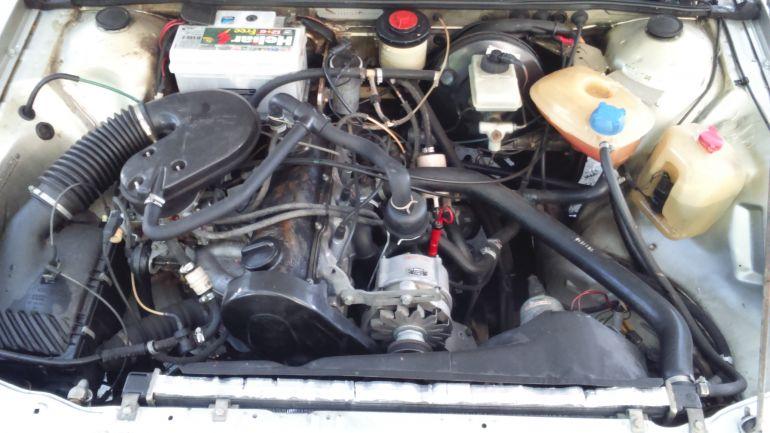 Volkswagen Santana GLS 2.0 (Aut) - Foto #7