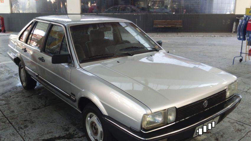 Volkswagen Santana GLS 2.0 (Aut) - Foto #2