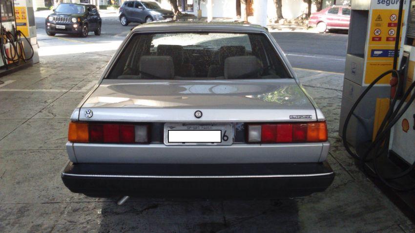 Volkswagen Santana GLS 2.0 (Aut) - Foto #3