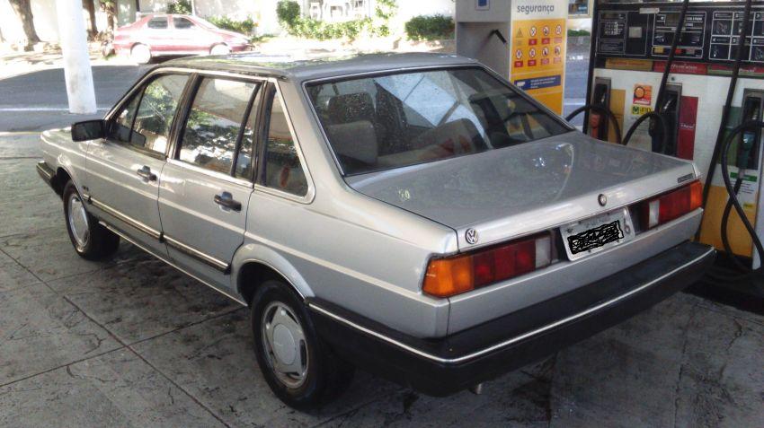 Volkswagen Santana GLS 2.0 (Aut) - Foto #4