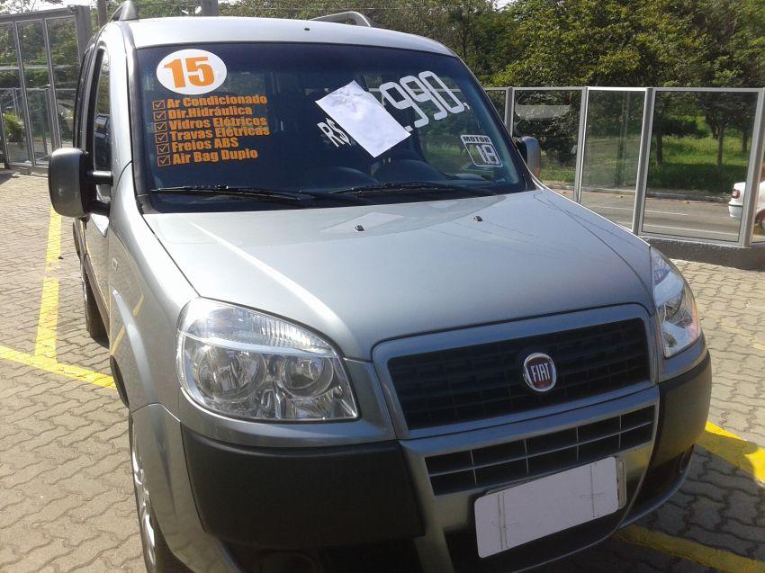 Fiat Doblò 1.4 8V (Flex) - Foto #1