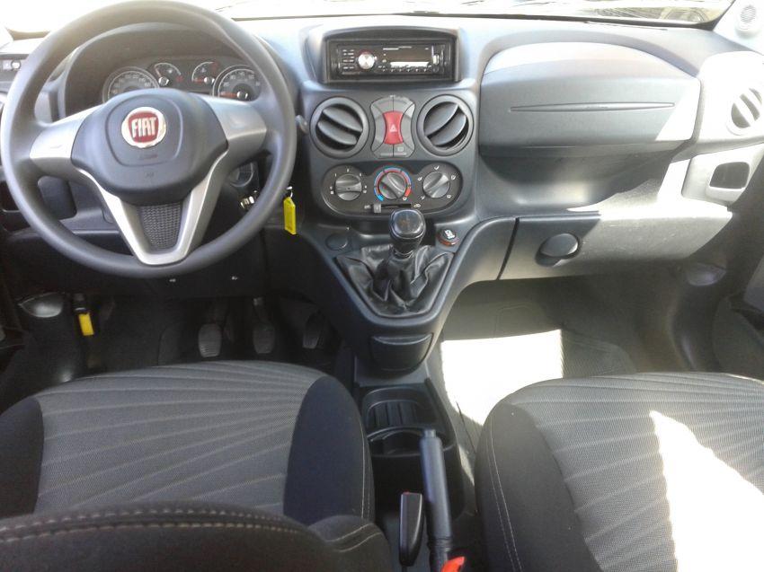 Fiat Doblò 1.4 8V (Flex) - Foto #6