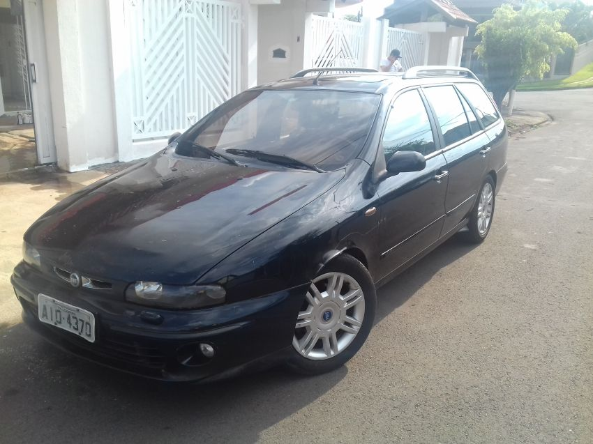 Fiat Marea Weekend HLX 2.0 20V - Foto #7