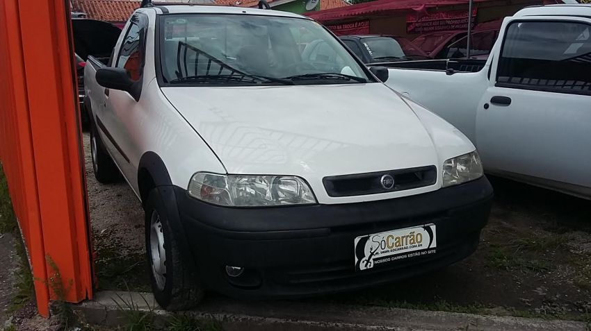Fiat Strada Fire 1.4 (Flex) (Cab Simples) - Foto #3