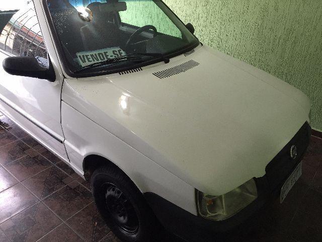 Fiat Uno Attractive 1.0 (Flex) 4p - Foto #5