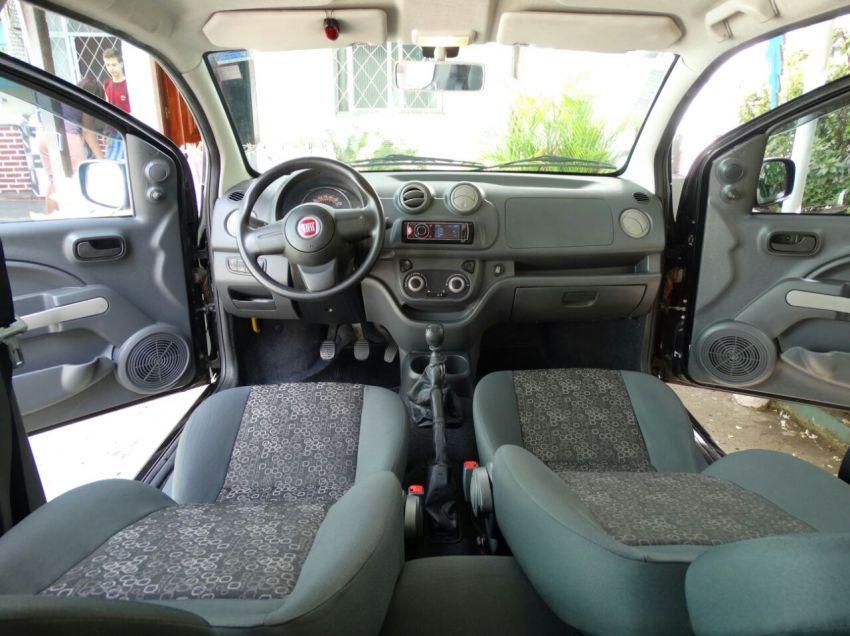 Fiat Uno Vivace 1.0 (Flex) 2p - Foto #3
