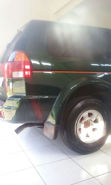 Mitsubishi Pajero Sport 4x2 3.0 V6 - Foto #2