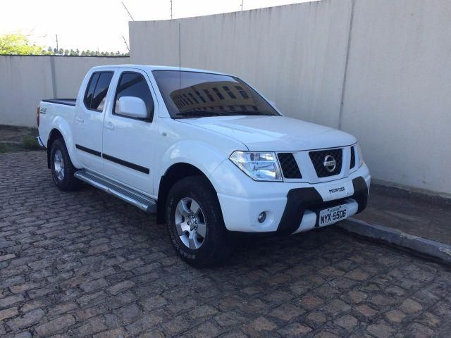 Nissan Frontier XE 4x4 2.5 16V (cab. dupla) - Foto #2