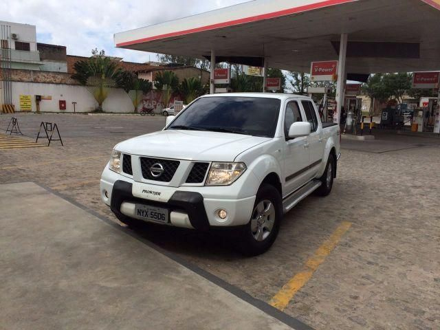 Nissan Frontier XE 4x4 2.5 16V (cab. dupla) - Foto #3