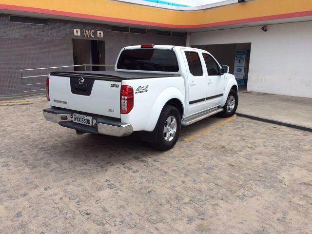 Nissan Frontier XE 4x4 2.5 16V (cab. dupla) - Foto #7