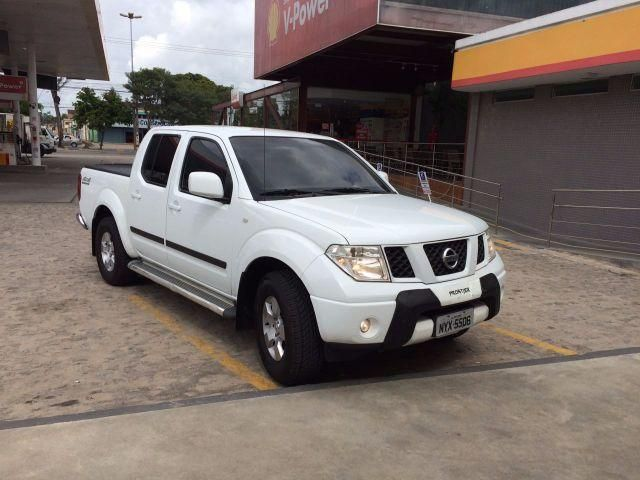 Nissan Frontier XE 4x4 2.5 16V (cab. dupla) - Foto #9