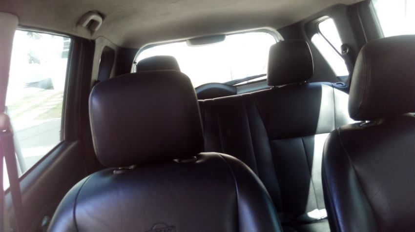 Nissan Livina 1.8 16V (flex) (aut) - Foto #5