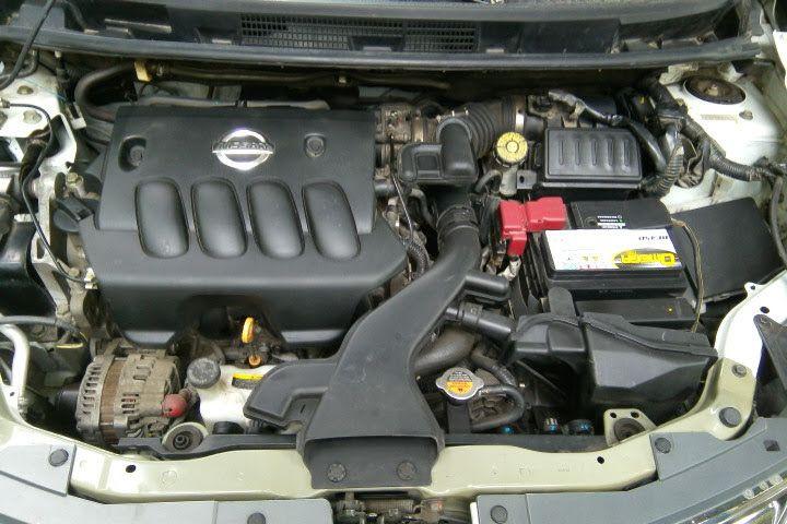 Nissan Livina 1.8 16V (flex) (aut) - Foto #7