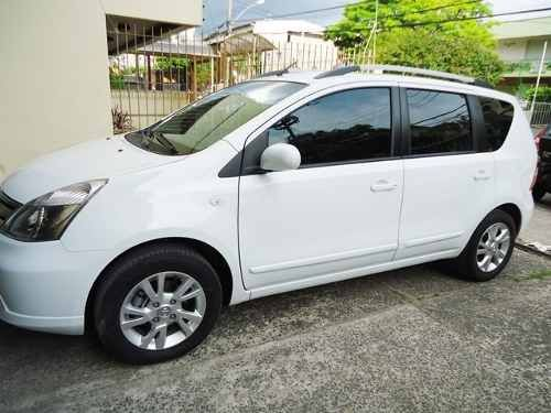 Nissan Livina 1.8 16V (flex) (aut) - Foto #1