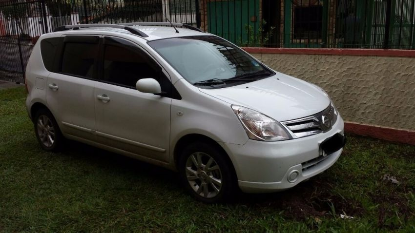 Nissan Livina 1.8 16V (flex) (aut) - Foto #8