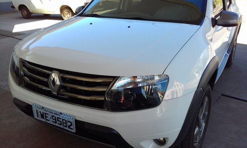 Renault Duster 2.0 16V Tech Road (Aut) (Flex) - Foto #5