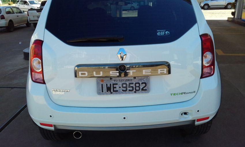 Renault Duster 2.0 16V Tech Road (Aut) (Flex) - Foto #7