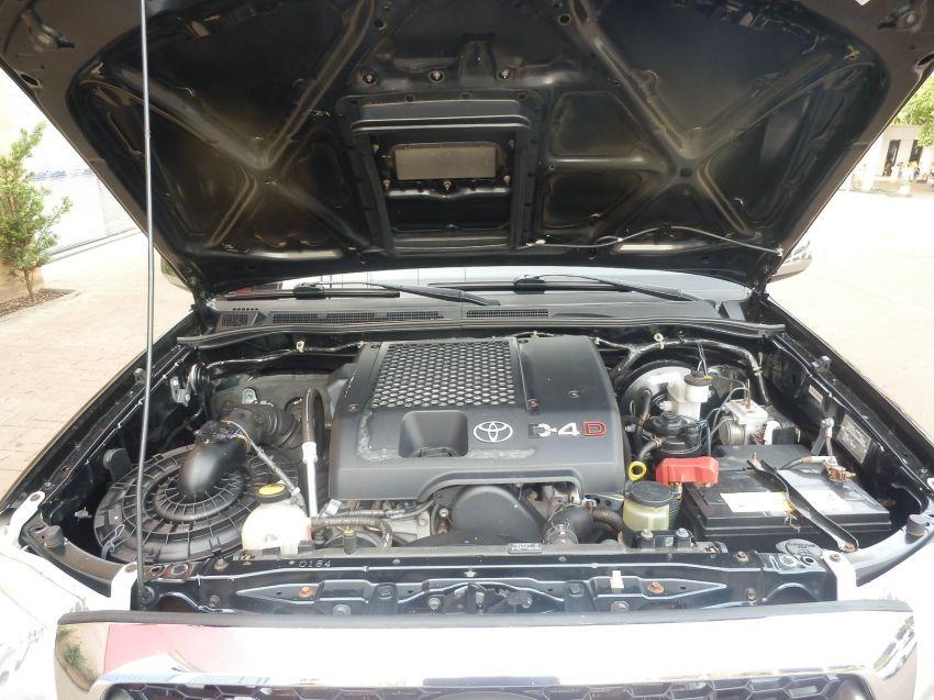 Toyota Hilux SRV 4X4 3.0 (cab dupla) (aut) - Foto #8