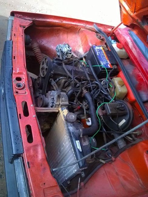 Volkswagen Gol LS 1.6 (motor AP) - Foto #8