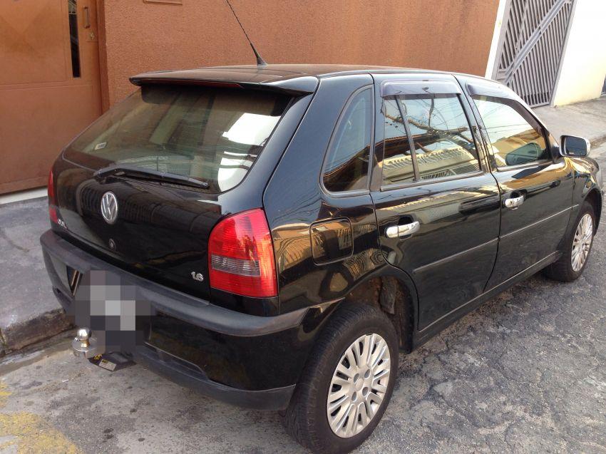 Volkswagen Gol Plus MI 1.0 8V - Foto #2