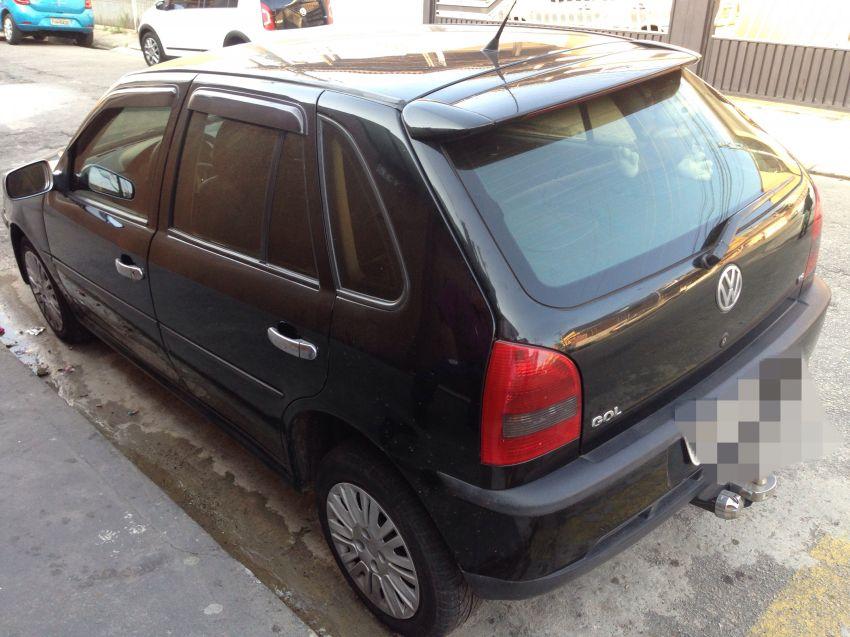 Volkswagen Gol Plus MI 1.0 8V - Foto #4