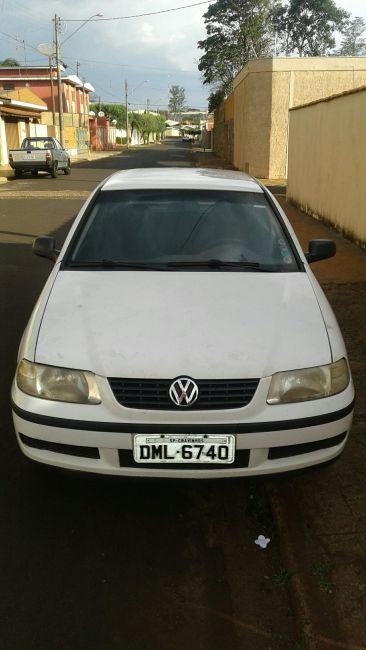 Volkswagen Gol City 1.0 8V 2p - Foto #3