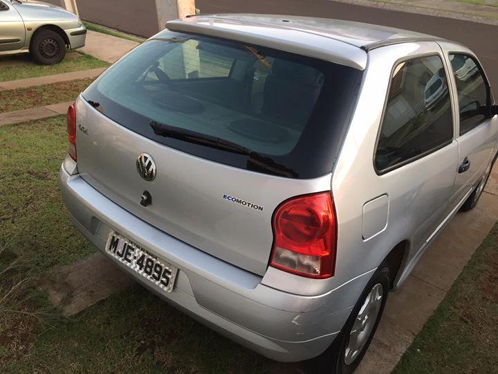 Volkswagen Gol 1.0 Ecomotion(G4) (Flex) 2p - Foto #1