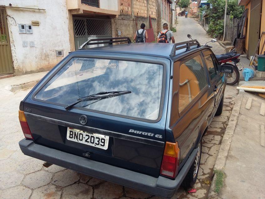 Volkswagen Parati CL 1.8 MI 2p - Foto #1