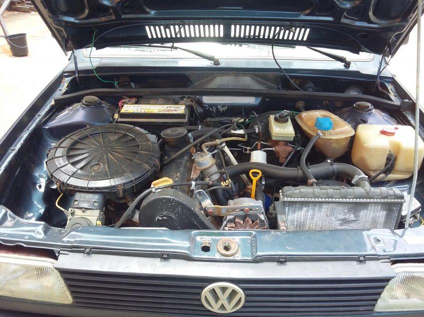 Volkswagen Parati CL 1.8 MI 2p - Foto #2