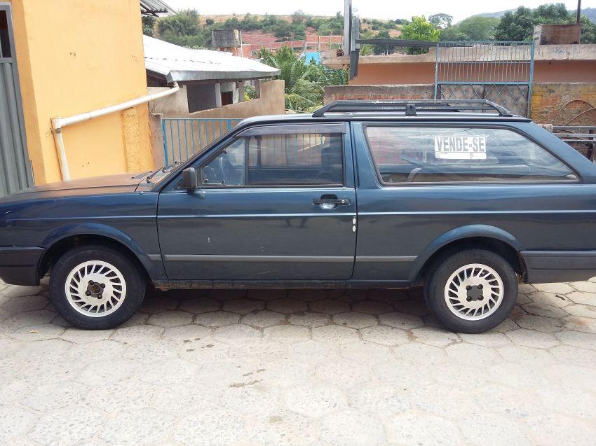Volkswagen Parati CL 1.8 MI 2p - Foto #4